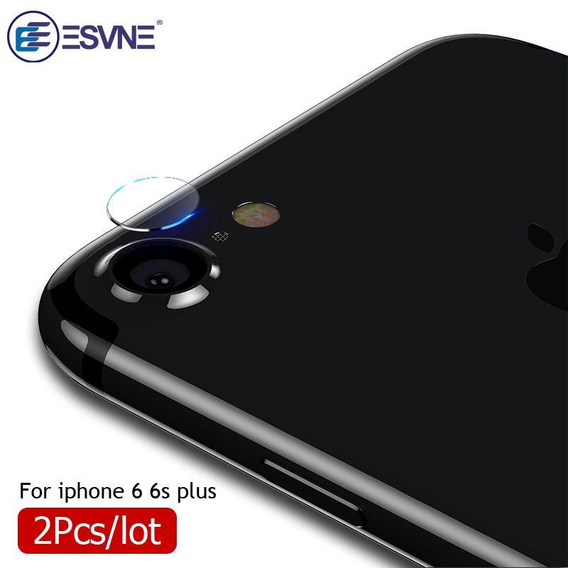 super popular 777a7 d79b2 2.5D Camera Lens Protector for iphone 6 6s Camera Glass Screen Protector  for Iphone 6 6s plus Camera Tempered Glass