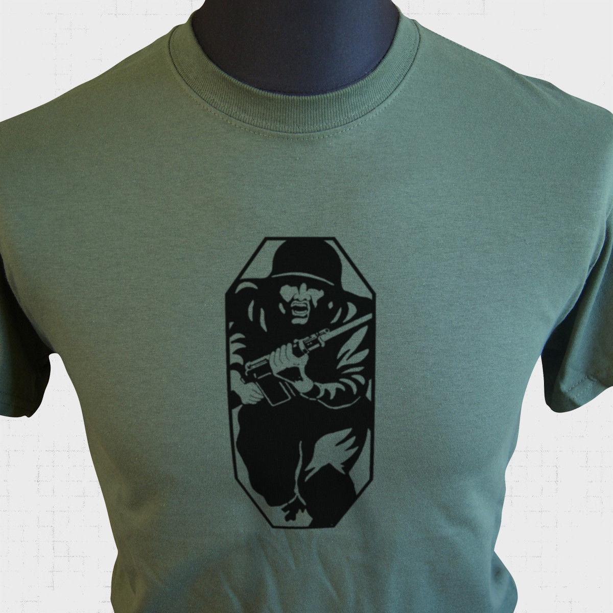 faa02ec31 Army Shooting Range Target Style T Shirt Sniper Practice Rifle Gun Military  New T Shirts Funny Tops Tee New Unisex Funny Tops Custom T Shirts T Shirt  ...