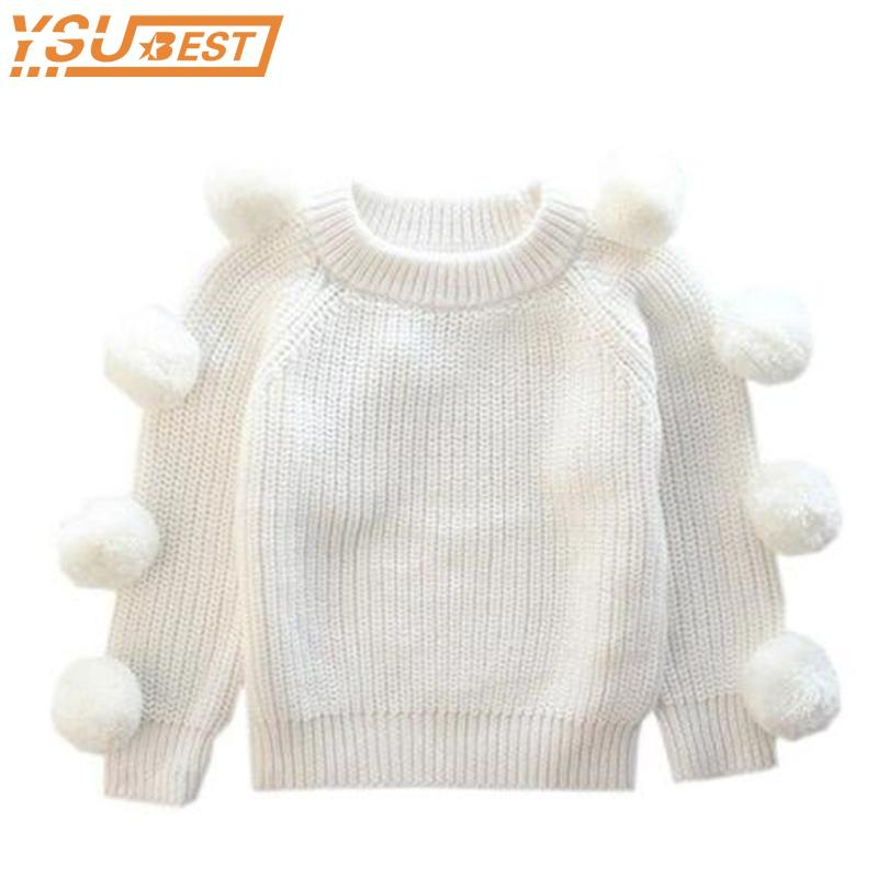 f260f73bb0c0 Knitting Sweaters Girls Toddler Baby Sweater Jackets For Princess ...