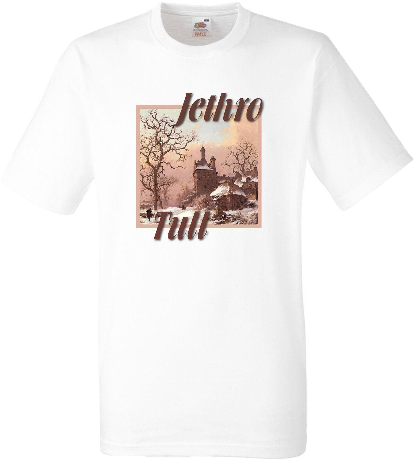 JETHRO TULL CHRISTMAS T SHIRT Fun T Shirts Online Shirts From ...