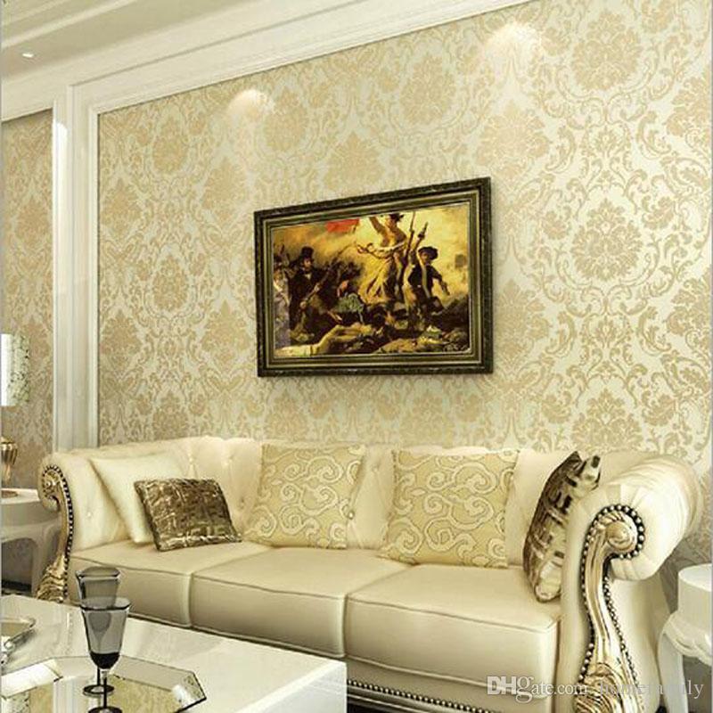 Grosshandel Neuer Stil Top Qualitat Damaskus Europaischen Stil