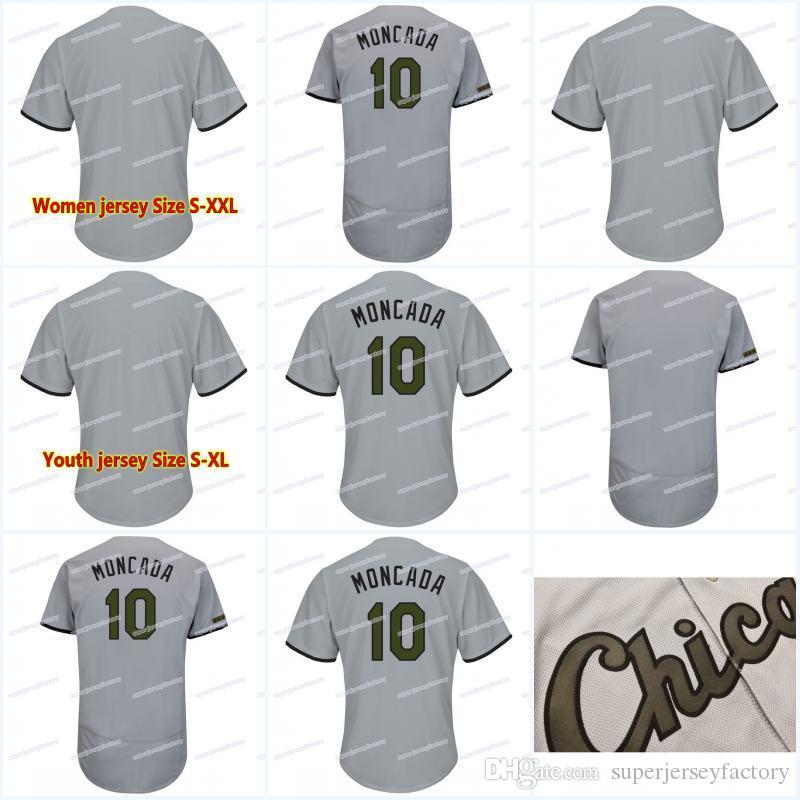 4871efcc60c 2019 2018 Memorial Day Men 10 Yoan Moncada 24 Matt Davidson 18 Daniel Palka  Women Youth 79 Jose Abreu 66 Chris Volstad Baseball Jerseys From ...