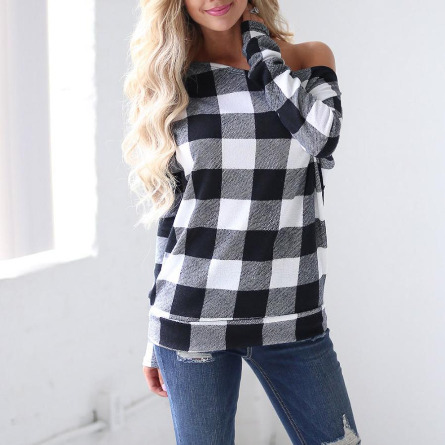 8b4c23f82aa30 2019 Women Cold Shoulder Long Sleeve Sweatshirt Pullover Tops Shirt Coat  Female T Shirt For Women S Shirt Women S Tops T Shirt Buy Cool T Shirt  Companies ...