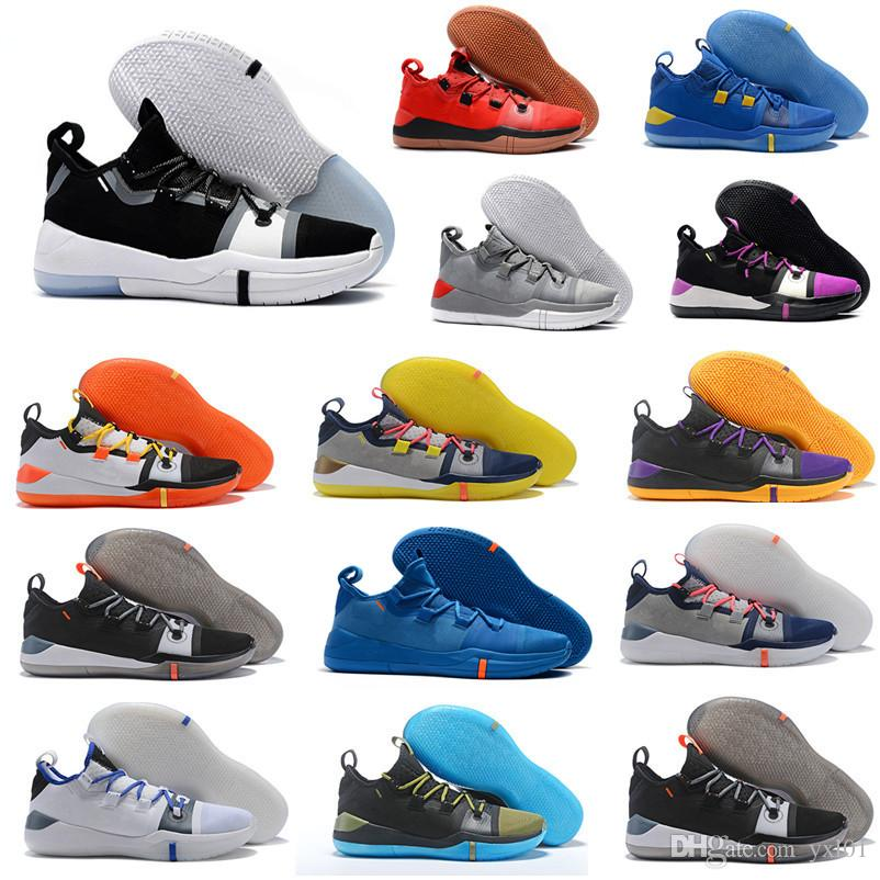 separation shoes 65e8b bf25c ... greece 2018 hot sale kobe ad ep react exodus oreo pink sports basketball  shoes for top