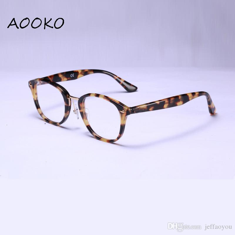 face881a4f Aooko Jeff Model 5355 In Men Women Optical Glasses Master Frame ...