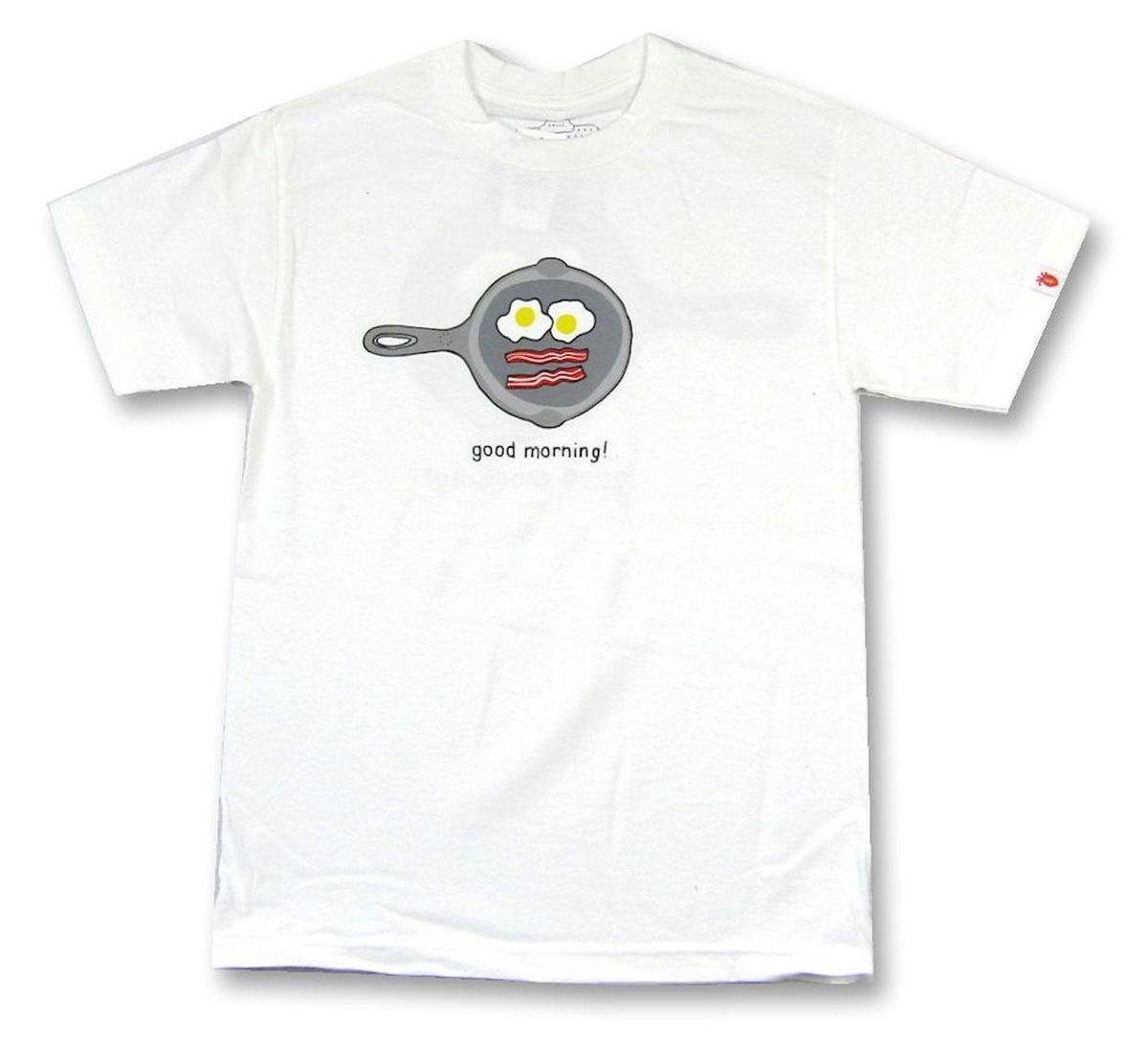 1df0438ef Mac Miller Good Morning Wakey Wakey White T Shirt New Official Merch GO:OD  AM Humorous Shirts Buy Tee Shirts From Linnan00010, $14.67| DHgate.Com