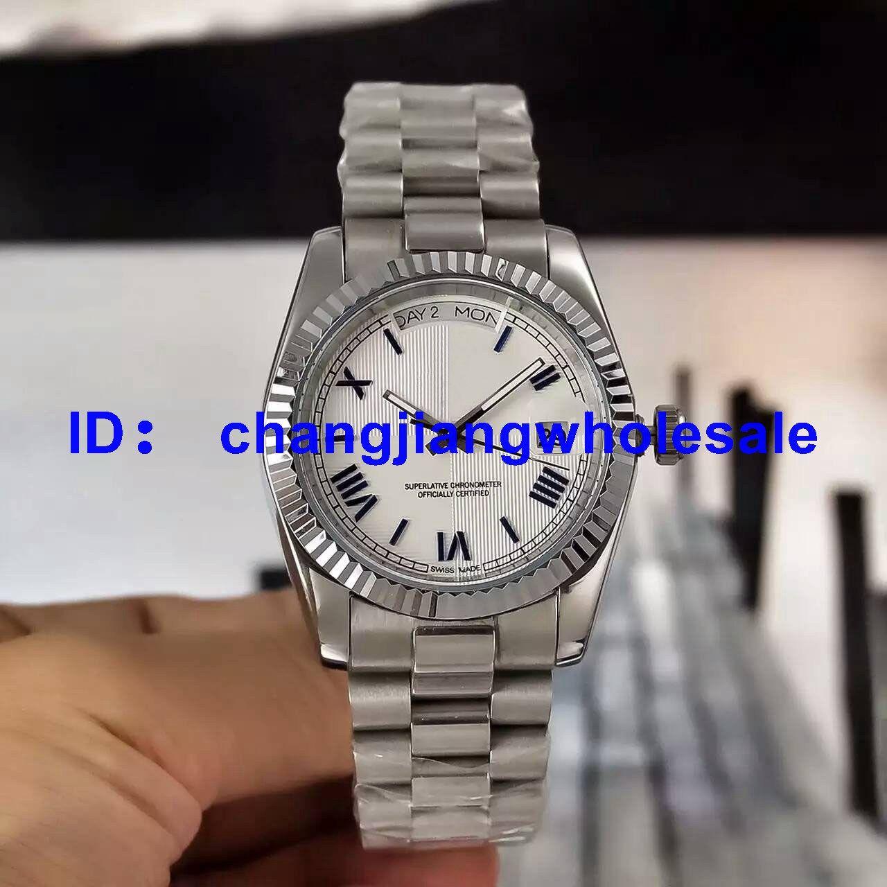 Luxusmarke Automatische Saphir Spiegel Kalender Maschinen Leben Wasserdicht Aaa Uhr Herrenuhr Angebot Neues R5j34AqL