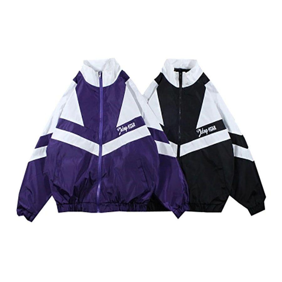 premium selection 97092 9d505 Baseball Sommer Jacke Männer Thin Colleged Korean Hip Hop Jacke Mann  Streetwear Windjacke Mens High Fashion Paar Kleidung 5Jk35