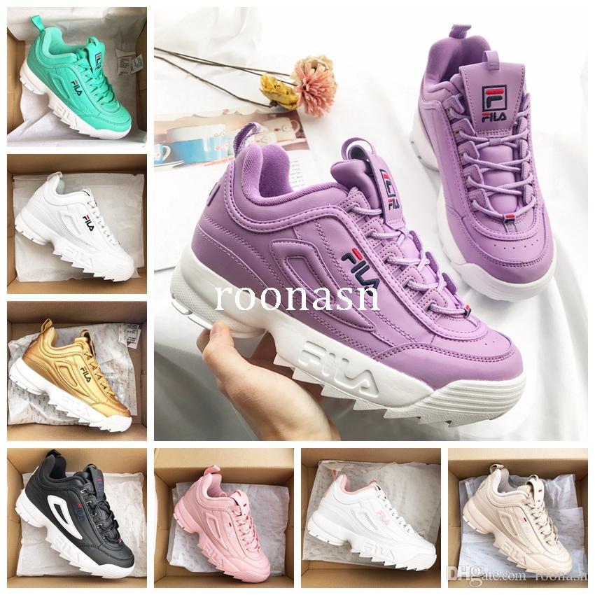 340c809f787b9 2018 Raf Simons X Consortium Ozweego 2 II Sawtooth Running Shoes for Mens  Women Disruptors 2.0 Triple White Black Brand Designer Sneakers 2018  Chaussures ...