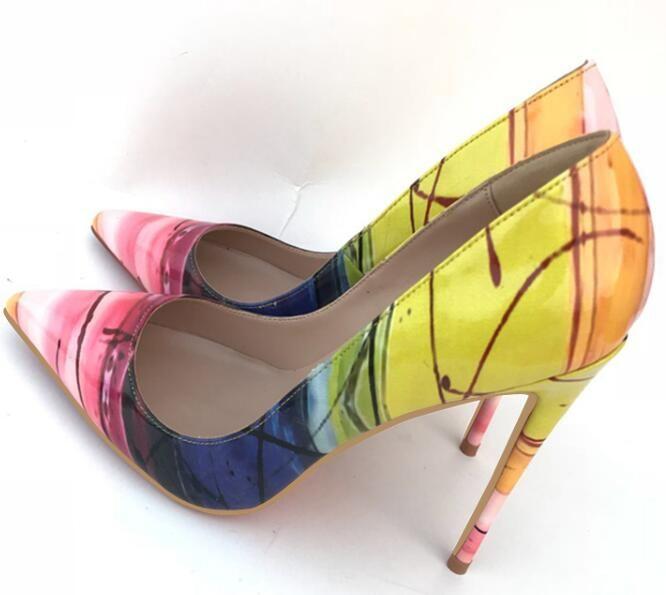 4827374e1899 Brand Shoes Woman Red Bottom High Heels Women Shoes Pumps Stilettos ...