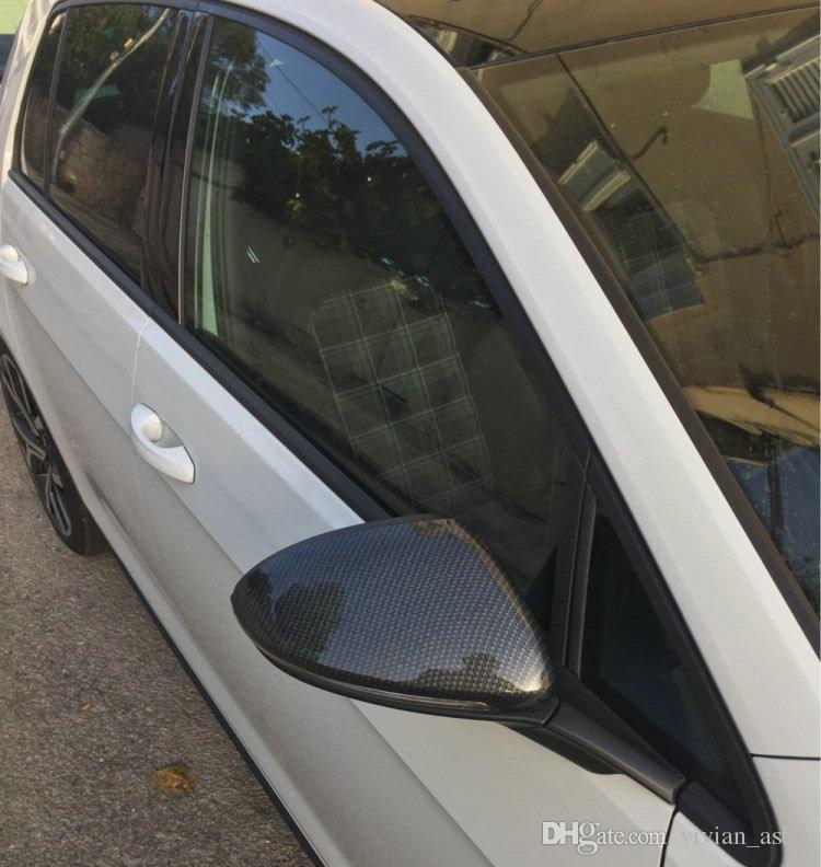 2020 New For Golf Mk7 Side Wing Mirror Covers Caps 6 7 Replacement Mk6 Fit Vw Gti Carbon Effect Mkvi Mkvii Scirocco Passat B7 From Vivian Astra 70 35 Dhgate Com