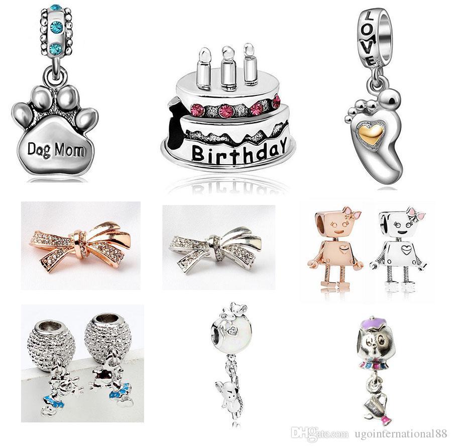 a15c3010b Cheap Sterling Silver Charm Bracelets Girls Wholesale Sterling Silver Charms  Singapore