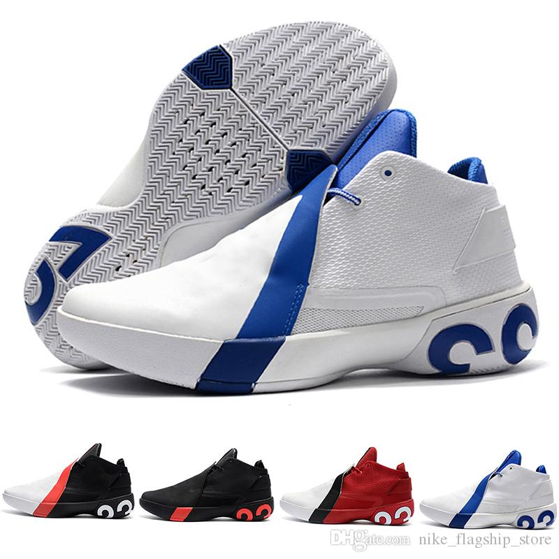 competitive price 3c130 0ba4a Drop Shipping New Jimmy Butler 3.0 Basketball Shoes High Quality White  Black Red Mens Hot Trainers Designer Shoes Sports Sneakers 40 46 Jordans  Sneakers ...