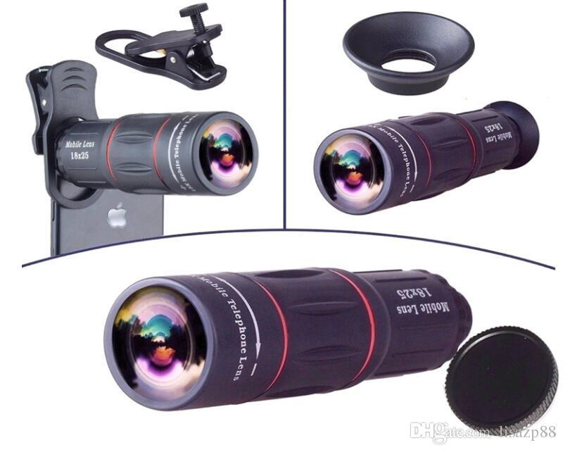 Teleskop handy kamera universal kamera handy linse optisches