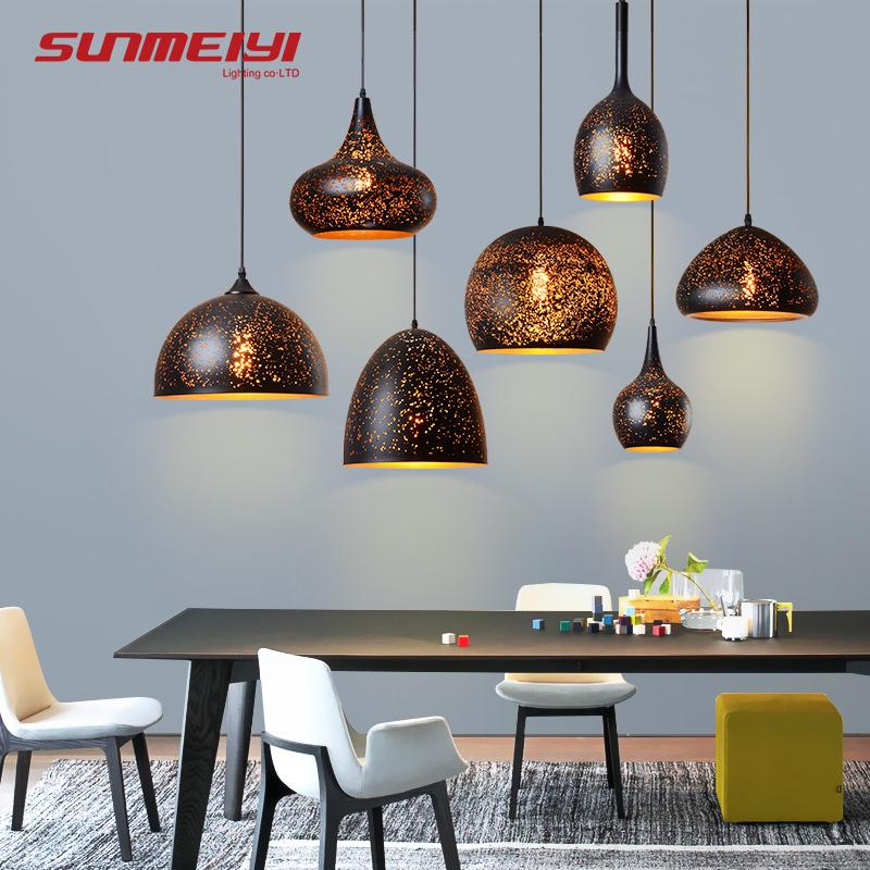 Grosshandel Moderne Led Pendelleuchten Bar Design Lampe Anhanger