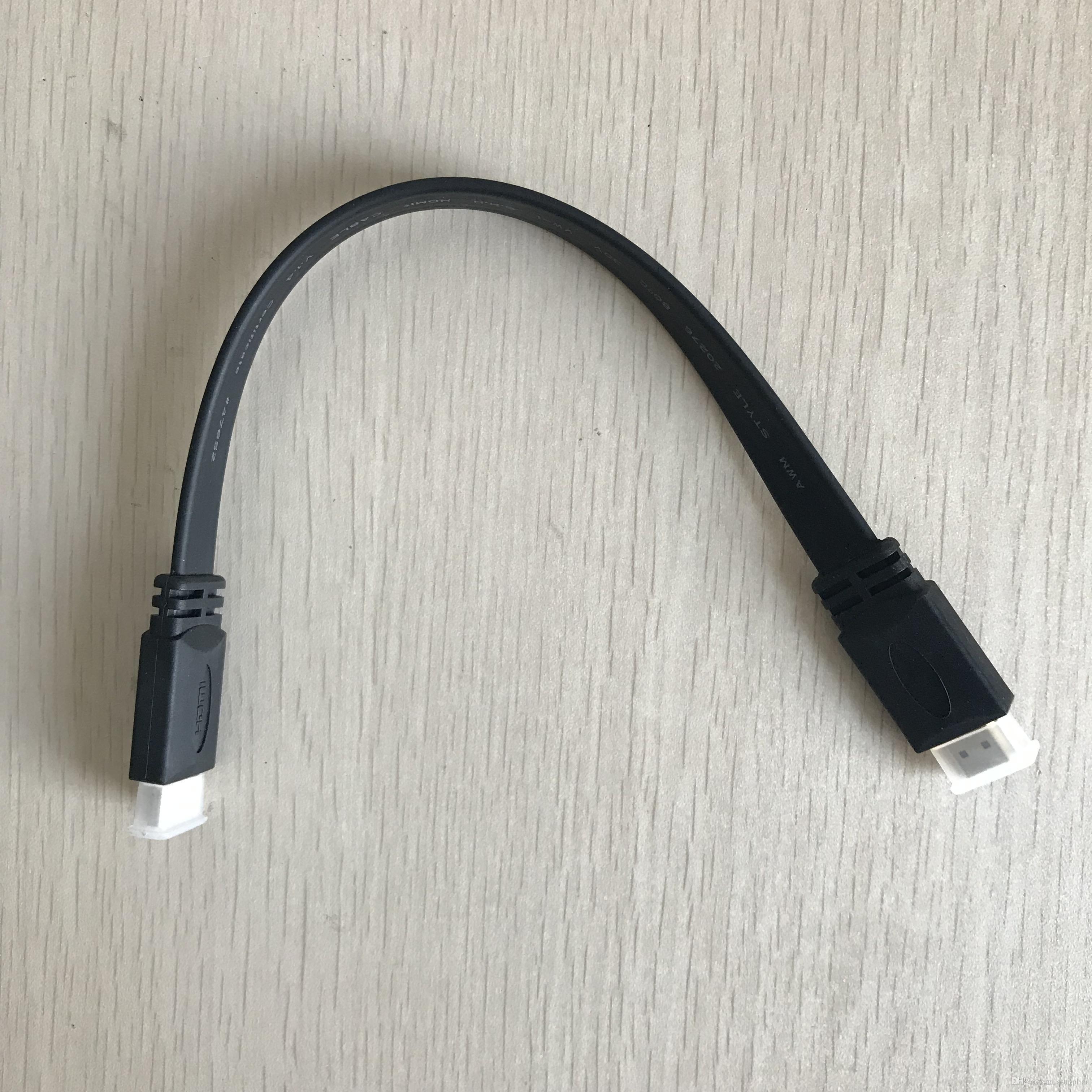 lunghezza 20 cm Cavo Piatto Flat Cable 3M 20 poli con 2 connettori femmina