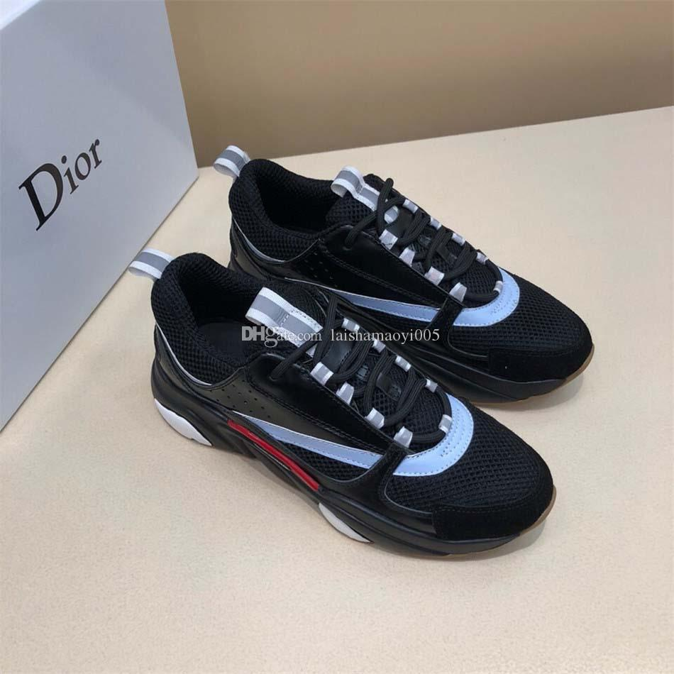dbeae6d402e09 2018 Spring Autumn Men Sneaker Casual Shoes Breathable Leather Boy Shoes  Fashion Lace Up Flats Male Plus Size 38 44 Sneakers Online Deck Shoes From  ...