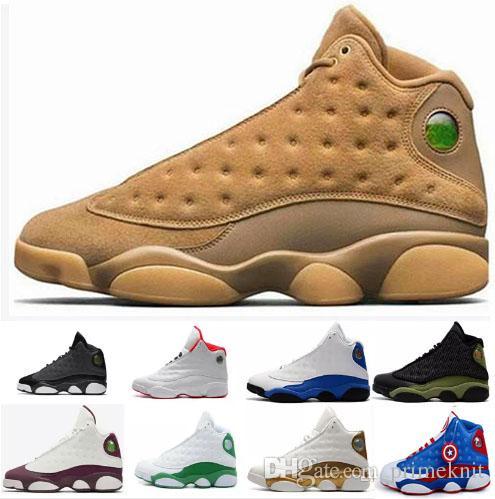 740a7cc6d9ebe5 13 13s Mens Basketball Shoes Hyper Royal Love Respect Bordeaux Flints  Chicago DMP 3M History Of Flight Olive Ivory Black Cat Sports Sneaker Cp3  Shoes Kids ...