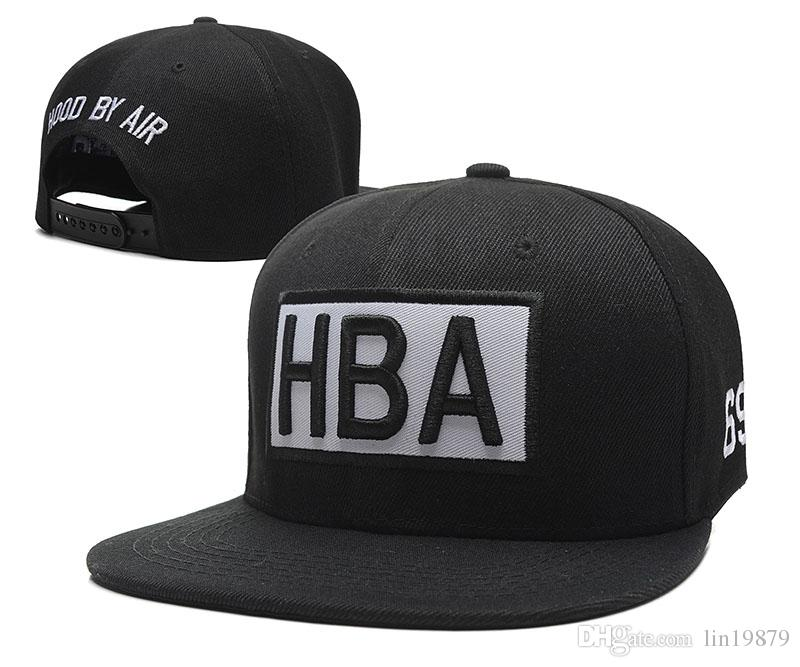 7137cd7ae3c HBA Hood by Air Baseball Caps Snapback Men Women Visor Dad Bone Hip ...