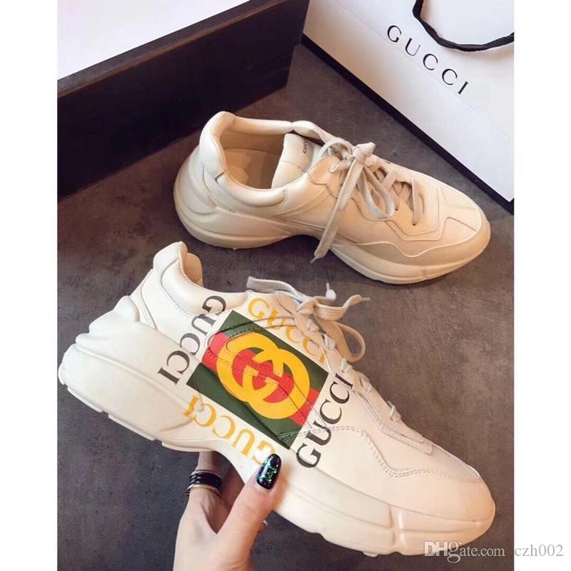 ff61ef809f4c New 2018 Hot Sale Men Women Low Top Casual Shoes Fashion Printed ...