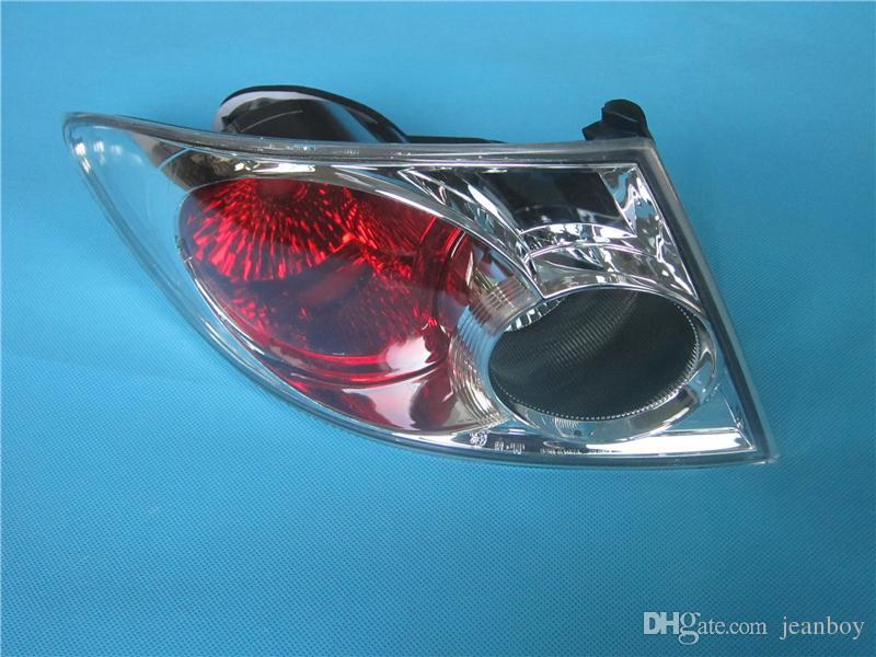Feu arrière extérieur ou intérieur pour la moissonneuse batteuse extérieur mazda 6 2002-2004 GG côté gauche ou gauche