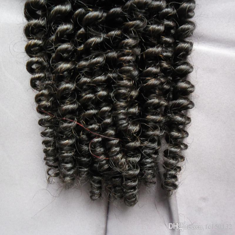 Бразильский плетение наращивание волос 100 г нет уток человеческих волос оптом для плетения кудрявый вьющиеся оптом человеческих волос
