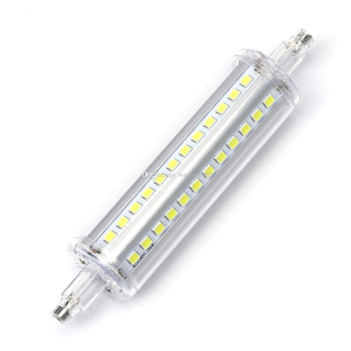 2018 Rushed New Arrival 220v 10w Corn Warm White Cool White R7s Led