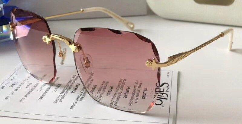 f306d1ccba1 Sunglasses 148 Women Deisnger 148 Square Frame Uv400 Len Summer Style  Adumbral Designer Big Face Come With Case Luxury Sunglasses Popular Sunglasses  Women ...