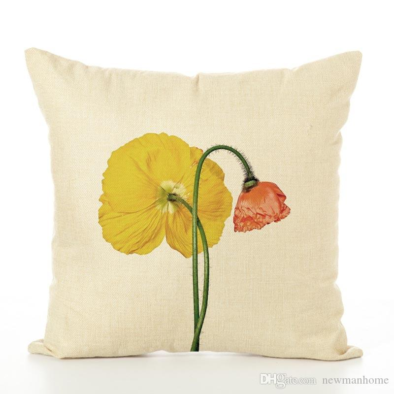 Best Sale Cushion Cover Pillow Cover 44cm Edge Hidden Zipper