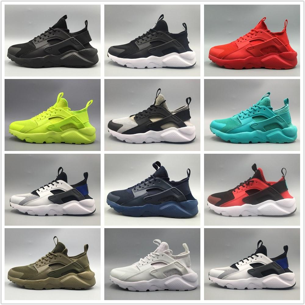 clearance sale online wiki online 2018 New arriver Wholesale Running Shoes Men Women Air Huarache 4 Sneakers New High Quality Cheap Sports Shoes Size EUR 36-45 clearance pre order ABrhbC