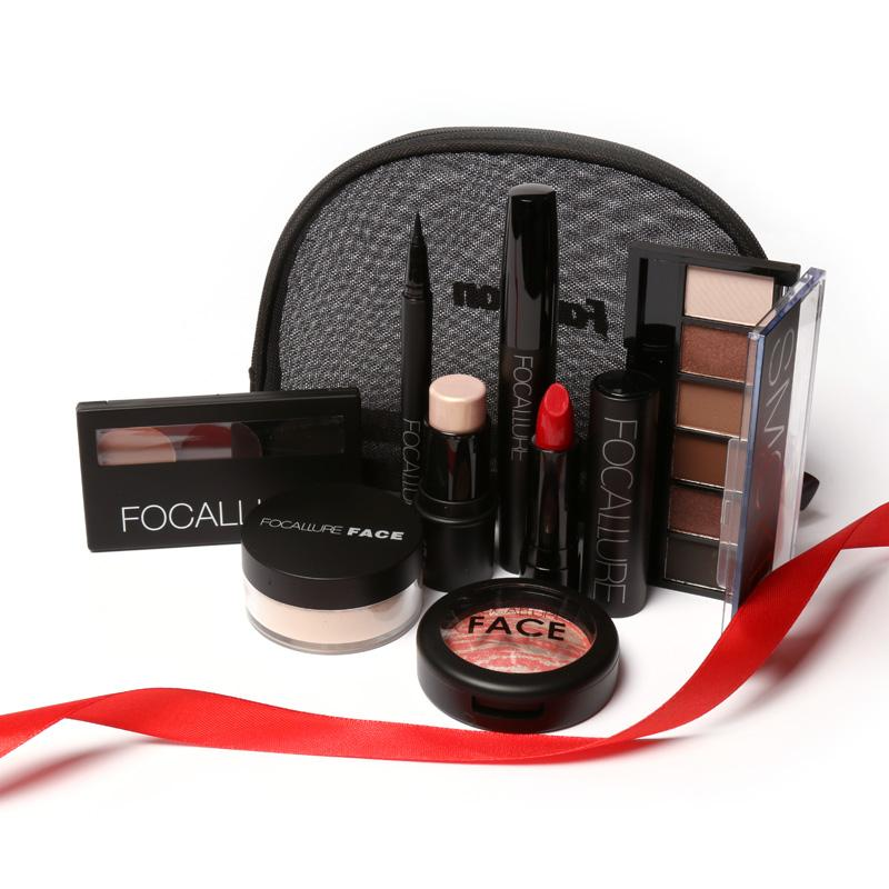 Focallure Gift Makeup Kit All In One Makeup Kit For Gift Personal Use Including Eyeshadow Lipstick Blush Makeup Online Makeup Palettes From Huangcen, ...