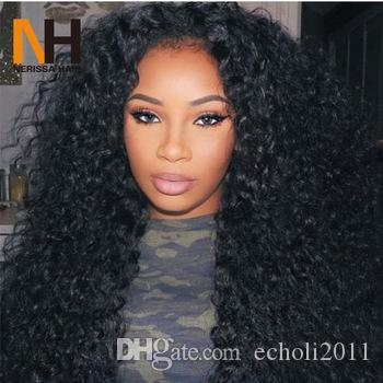 360 Lace frontal Wigs For Black Women High 250% Density Lace Front Human Hair Wigs With Baby Hair Brazilian Deep Wave Wigs