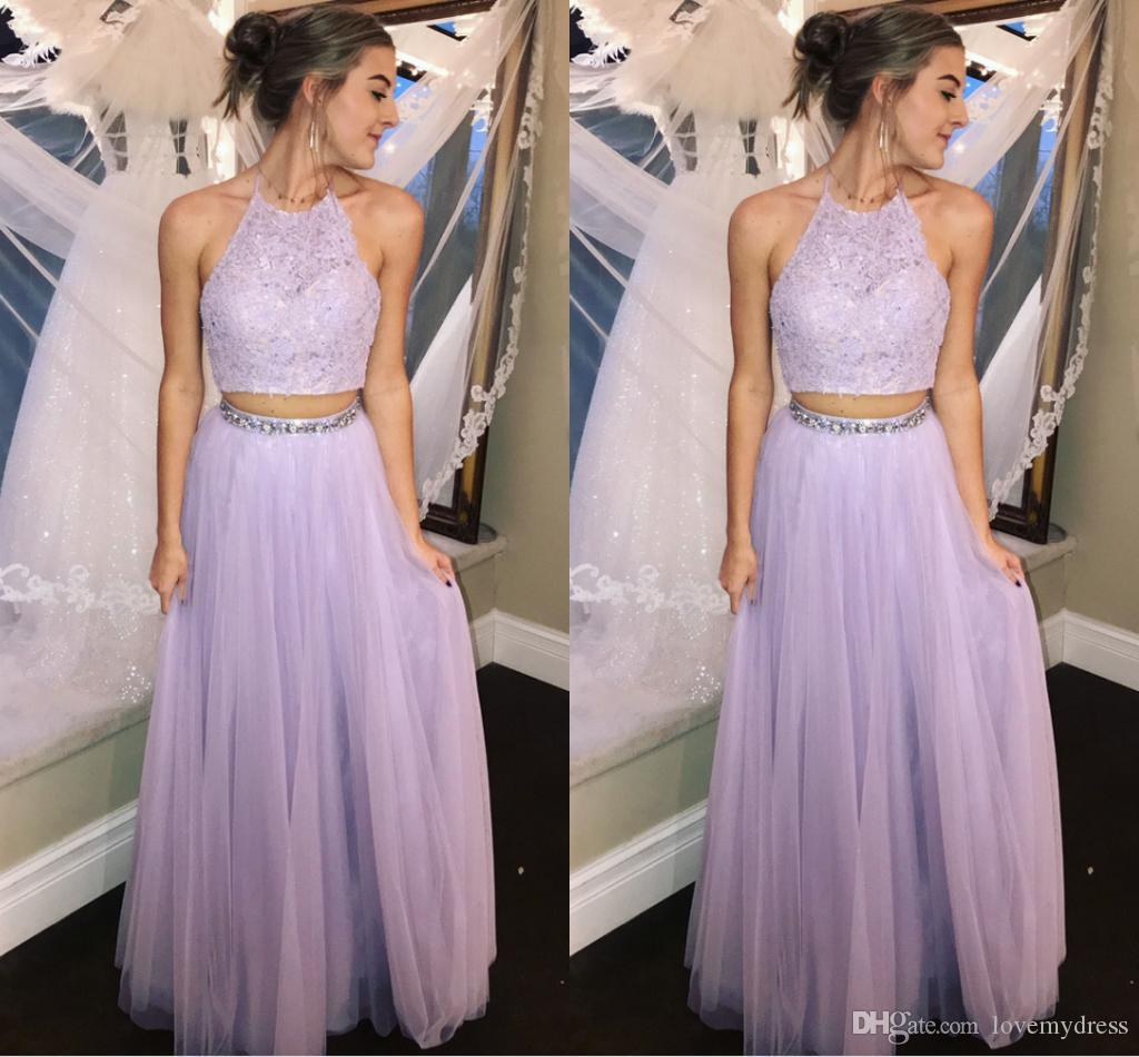 Vestidos para fiesta en color lila