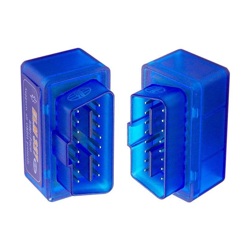 Hohe Qualität ELM327 Auto-Diagnostik Bluetooth-Scanner V2.1 OBD2 II Automotive ELM 327 Bluetooth-Adapterkabel-Leser Auto-Scan-Tool