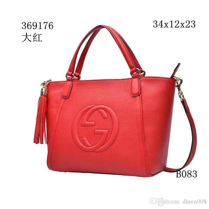 free mailing hot new 2019 Women's shoulder brand ladies bag simple fashion portable PU leather shopping bag large shoulder bag
