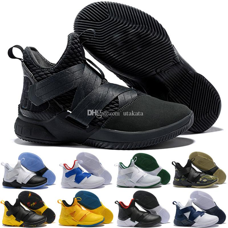 39b9d5f646a8 2018 New Arrival Soldier XII 12 EP Mens Basketball Shoes for Top ...