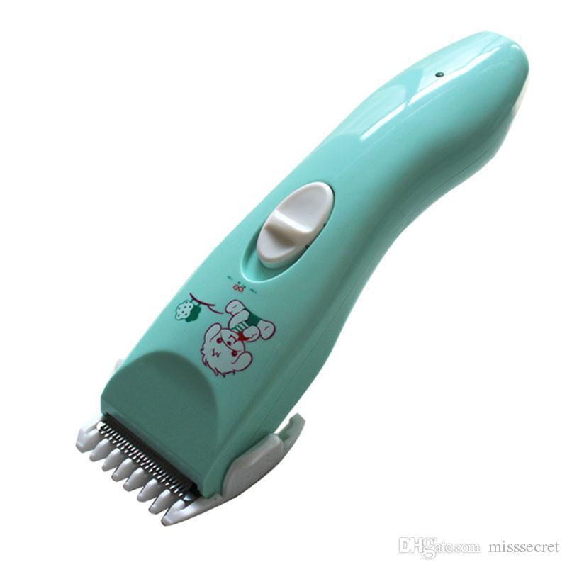 المهنية قابلة للشحن الكهربائية الشعر المتقلب الطفل الكبار الأطفال الآمن الشعر المقص منخفضة الضوضاء آلة قص الشعر