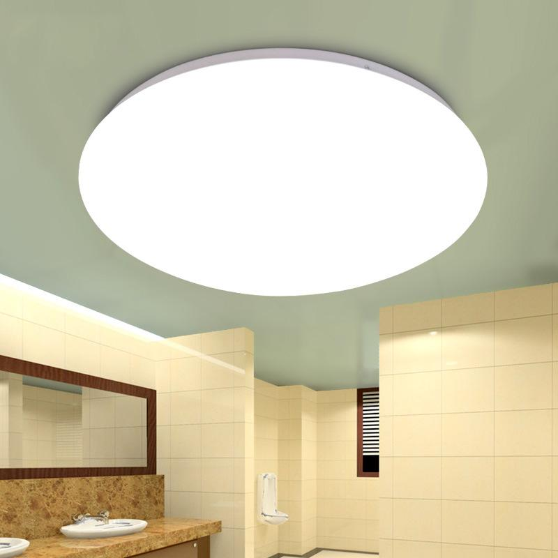 2018 Modern Ceiling Lights White Round Led Ceiling Lamp For Kitchen ...