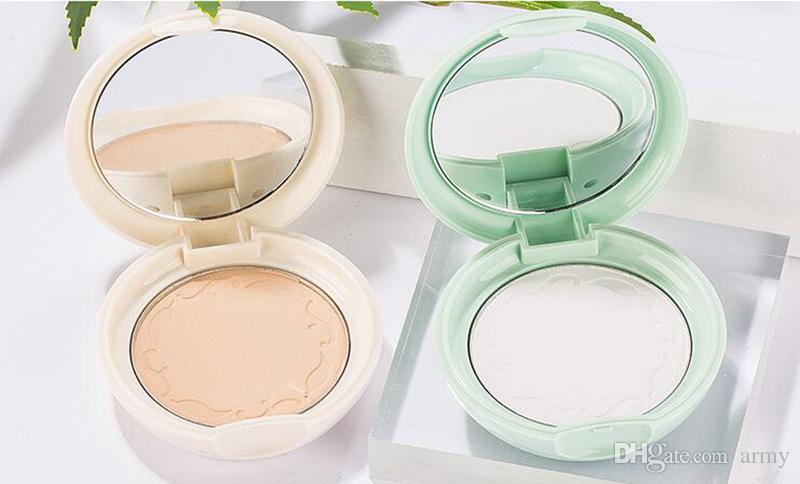 Innisfree No-Sebum Blur Pact & Innisfree No-Sebum Mineral Pact Face Powder Face Makeup Korea Brand Cosmetics