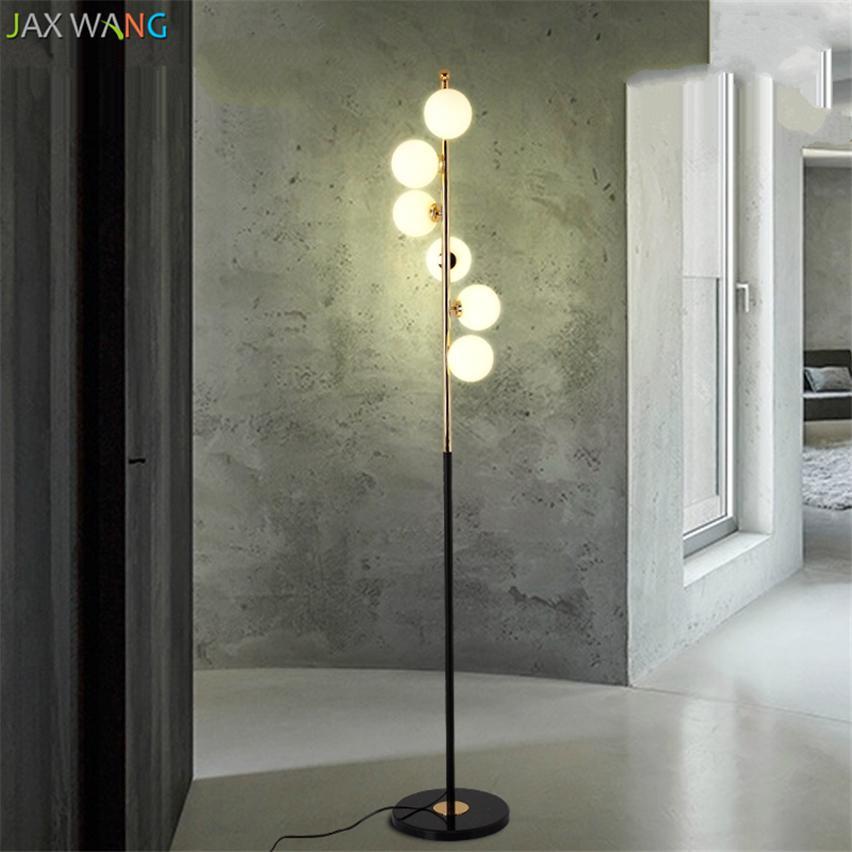 2019 Modern Nordic Led Designer Floor Lamps For Living Room Creative