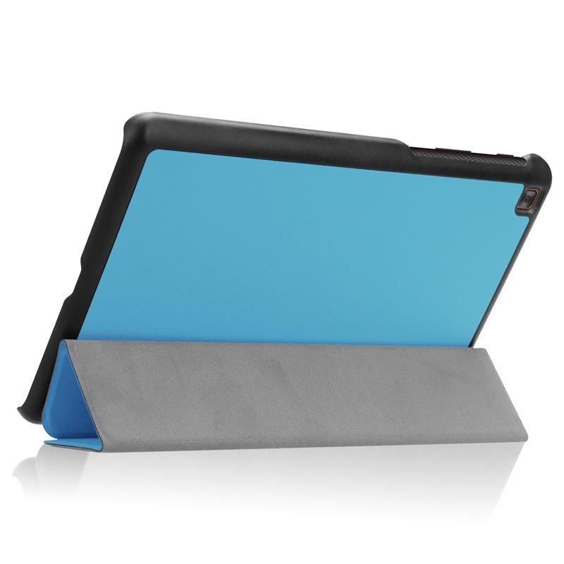Kitap Flip Kapak PU Deri Kılıf Standı ile LG G Pad F2 8.0 LK460 2017 Tablet 8 inç + Stylus Kalem 50 adet
