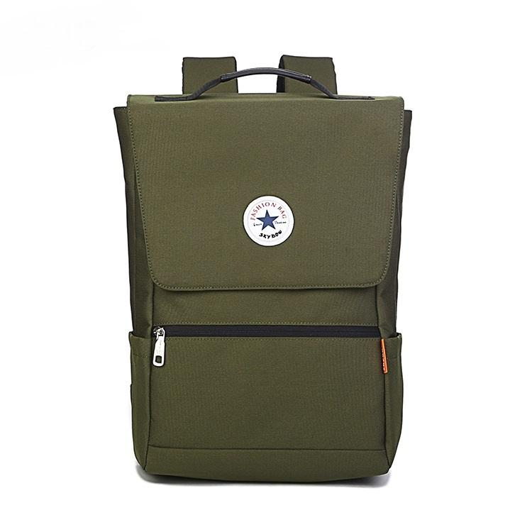 078981542e South Korean Backpack Waterproof Oxford Cloth 16-inch Computer ...