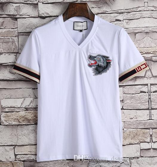 47e7f53a98d1 2018 Summer Fashion Designer Luxury Brand Tag Clothing Men Fabric ...