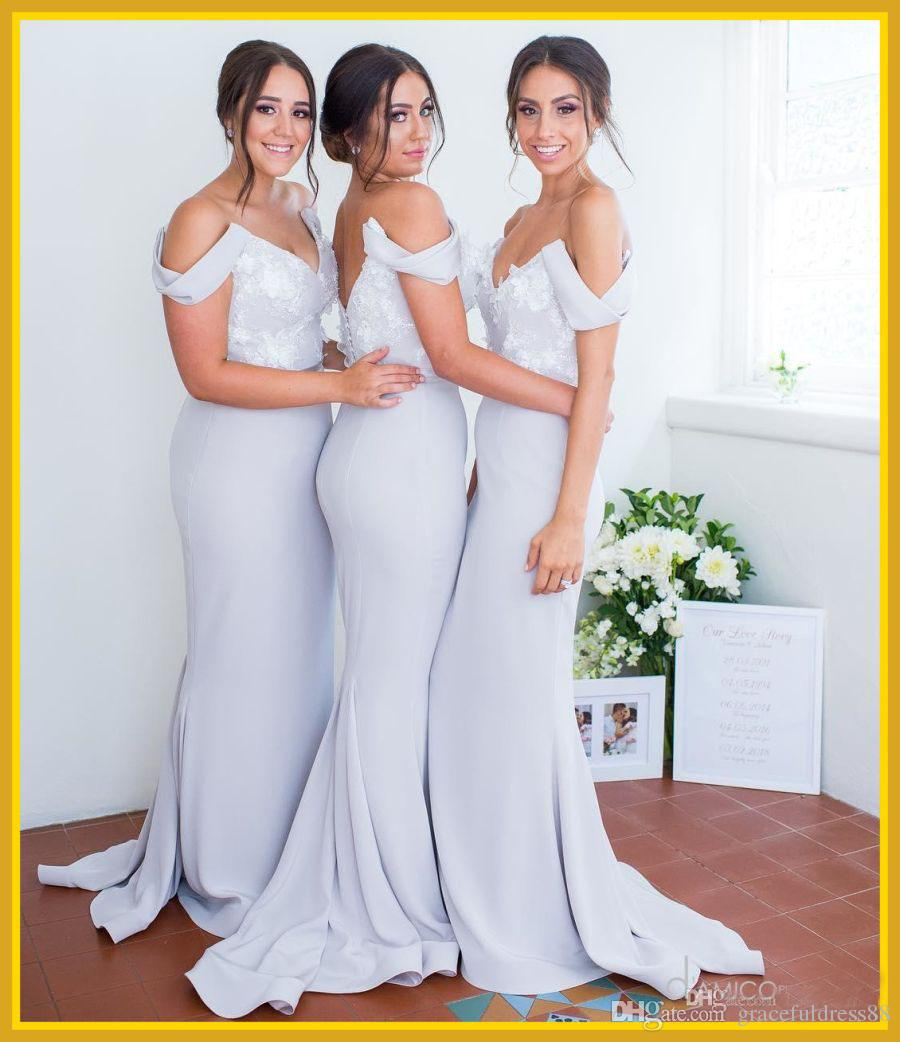3aaaeb55e799 Cheap Pastel Mint Bridesmaid Dresses Discount Bridesmaids Dresses Western  Style