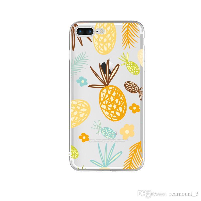DIY Name Custom Design Print Case Cover For huawei P9 plus lite P10 Fruit Customized Soft Silicone TPU Coque Capa