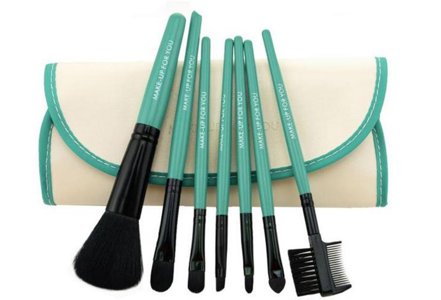 Factory Price!! Cosmetic Brush set Makeup Brush Kits makeup brushes make up toiletries brush tools facebrush and eyebrush