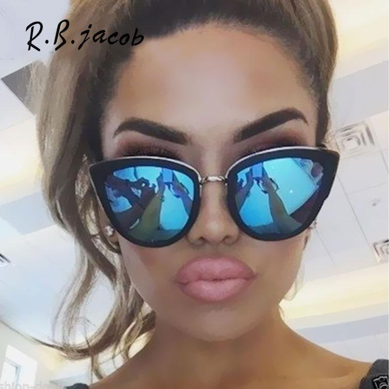 1a8cb11b691da 2017 New Style Cat Eye Women Sunglasses Summer Hot Sale Fashion Lady ...