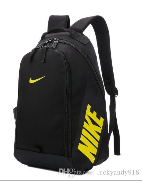 171d4fa7811c NEW 2018 Quality Sports Backpack Hiking NIKE Camping Unisex Backpacks  Travel Outdoor Knapsack Teenager Schoolbag Basketball Bag  21 Daypack  Swissgear ...