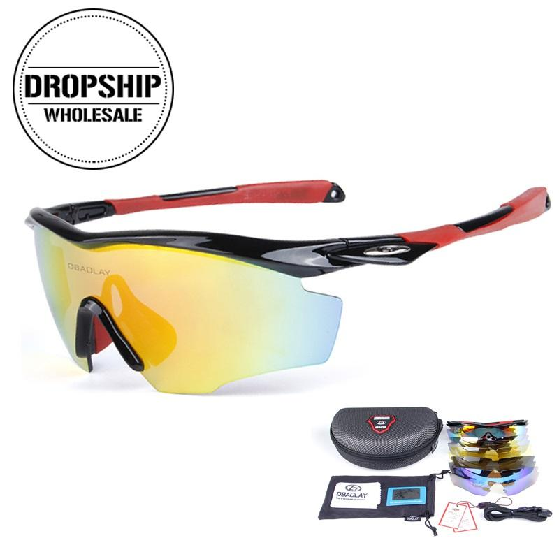 d7598571834 Professional Sport Cycling Glasses Polarized Riding Sunglasses Outdoor Men  Bicycle UV 400 Goggles For Running Fishing Driving UK 2019 From  Hongmihoutao
