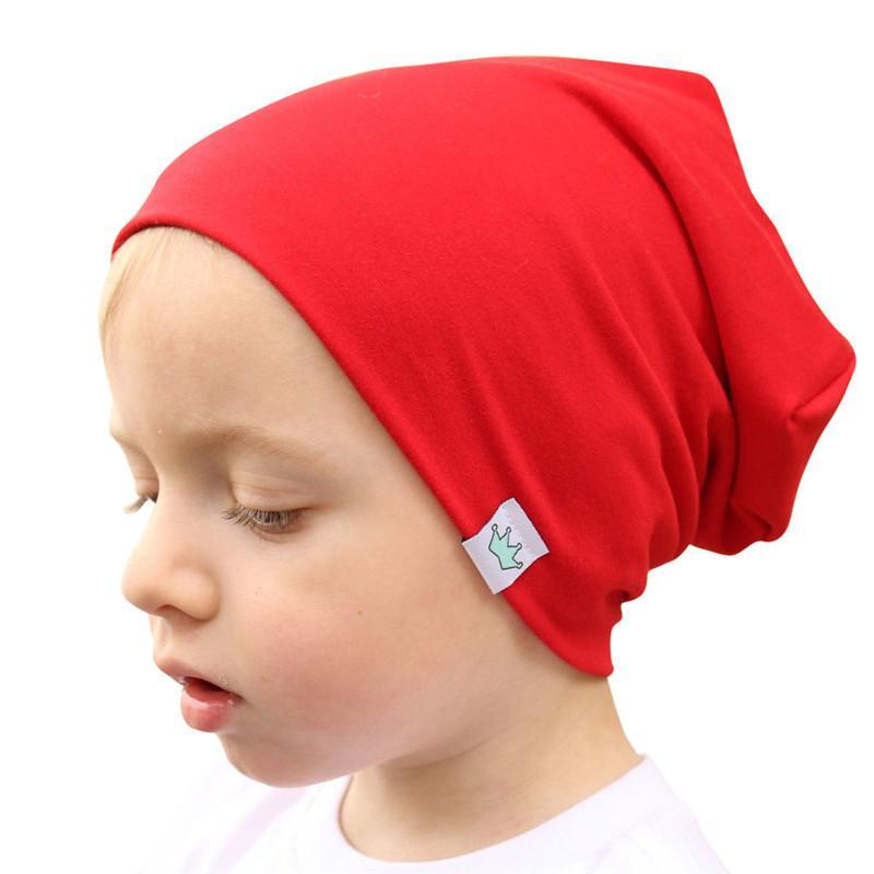 Acheter Enfant En Bas Âge Enfants Bébé Garçon Fille Bonnets Coton Infant  Coton Chaud Chapeau Bonnet Nouveau Bonnet Photographie Props Bébé Bonnet De   34.43 ... 560d5960e69